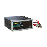 Kemax 12v  8a Lead Acid Battery Charger with Power Supply Mode