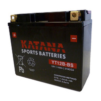 Katana YT12B-BS 210cca 10ahr Premium AGM Motorcycle Battery