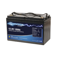 12.8v 120ahr LiFePO4 Deep Cycle Battery
