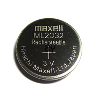 Maxell 3v ML2032 Li-Ion Button Cell