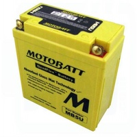 MotoBatt MB5U 12v 105ccA Maintenance Free Battery