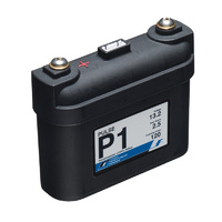 Full Spectrum Power P1 12v 125phcA High Performance Lithium Motorbike Battery