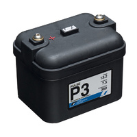 Full Spectrum Power P3 12v 375phcA High Performance Lithium Motorbike Battery