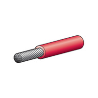 Single Core Battery and Starter Cable Roll – 100a 30m Red