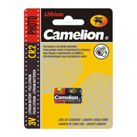 Camelion CR2 Single Use Photo Battery