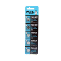 Maxell V344 Watch Battery SR716SW (5pcs)
