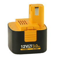 Panasonic 12v 3.3ah Ni-MH Compatible Power Tool Battery