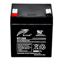 Ritar 12v 5.5ahr AGM Lead Acid Battery