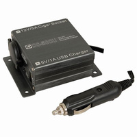 24v-12v DC-DC 5amp Convertor with USB