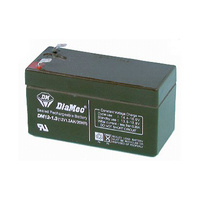 Alarm System 12v 1.3ah Sealed Lead Acid Battery