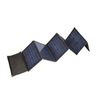 Projecta 12v 120w Monocrystalline Folding Solar Panel Kit