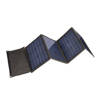 Projecta 12v 80w Monocrystalline Folding Solar Panel Kit