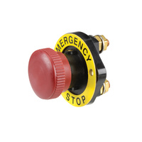 Master Emergency Switch – Rotating release