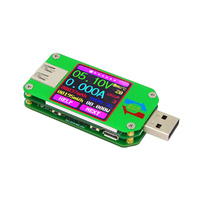 Sophisticated USB Power Meter, Logger and Analyser