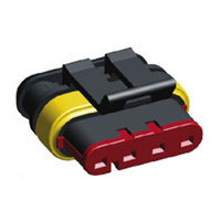 AMP Super Seal Connector – 4 Way