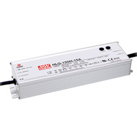 MeanWell AC-DC 12v 260w Waterproof CV and CC LED Driver with Adjustable Output