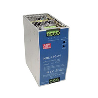 MeanWell NDR 24v 10a 240w DIN Power Supply Module