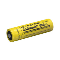 Nitecore Protected 3.7v 3500mah 18650 Battery (NL1835)