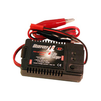 Basic 1-4 Cell Lipo and Li-Ion DC Battery Charger with JST Plug
