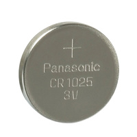 Panasonic CR1025 3v Lithium Button Cell Battery