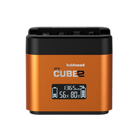 Hahnel ProCube 2 Twin Charger for Olympus Cameras