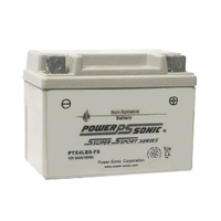 Power Sonic PTX4LBS-FS 12v 35ccA 3ahr Activated AGM Motorbike Battery