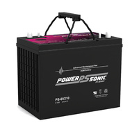 Power Sonic 6v 210ahr AGM Deep Cycle Battery