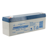 Power Sonic 12v 3.8ahr Sealed AGM Battery