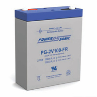 Power Sonic 2v 108ahr Long Life Sealed AGM Battery