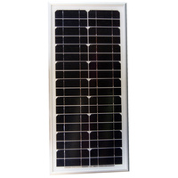 Sun-Earth Mono Crystalline 12v 20w Solar Panel