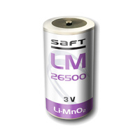 Saft LM26500 3v 7000mah C Size Specialised Lithium Battery