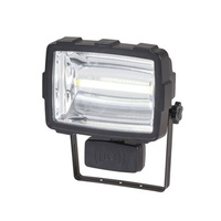 Solar Powered Motion Activated LED Security Light