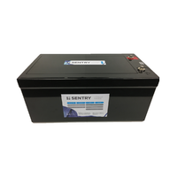 Sentry 24v 150ahr LiFePO4 Deep Cycle Battery with Bluetooth
