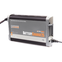 BMPRO 12v 25a Lead Acid and LiFePO4 Battery Charger (BC15)