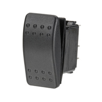 Sealed DPDT On-Off-On Rocker Switch