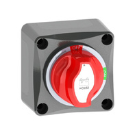 Battery Isolator Switch with AFD - 2 Position