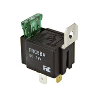Automotive 30a SPST Fused Relay