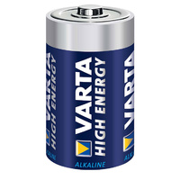 Varta High Energy Alkaline C Size 12 Pack - Carton Lots