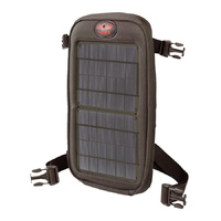 Voltaic Fuse 4w Solar Charger and 4ahr Power Bank For Mobile Phones