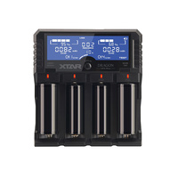 Xtar VP4 Dragon All In One Sophisticated Battery Charger and Tester