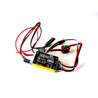 DC-DC 3a 5v / 6v BEC Voltage Regulator with Aux On / Off Switch