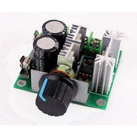 DC-DC 12v-40v 10a PWM Variable Voltage Regulator Module