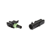 Waterproof One Pin Connector (Pair)