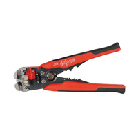 Heavy Duty Wire Stripper, Cutter and Crimper