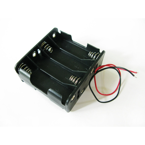 AA x 8 Battery Holder