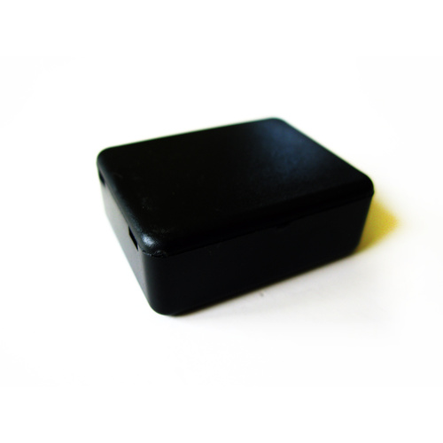 Black Plastic Project Box 46x36x17mm
