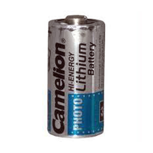 Camelion CR123A Single Use Lithium Battery