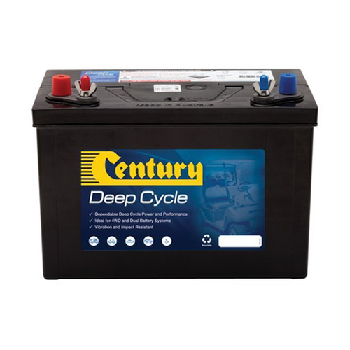 Century 6v 105ahr Deep Cycle Battery