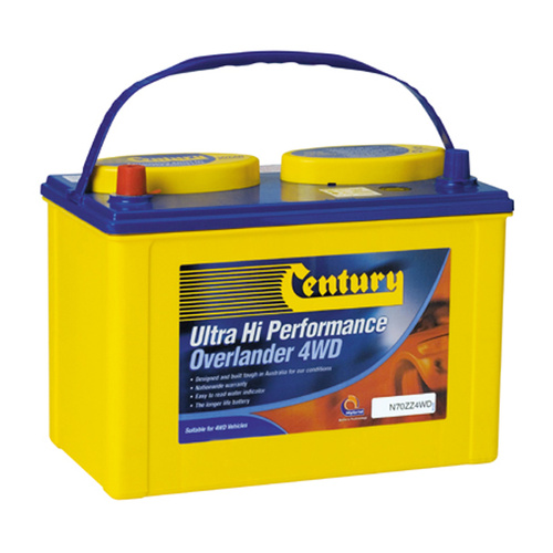 Century Ultra Hi Performance NS70ZLMF 700ccA Commercial Battery