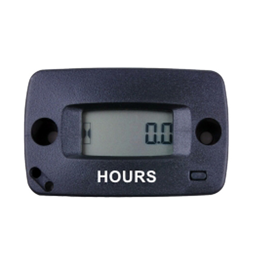 Resettable IP68 Inductive Hour Meter for Gas Engines
